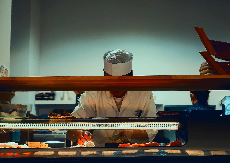 Diner Restaurant japonais, Sushi Juvisy