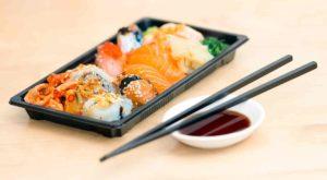 Plat Sushi   Maki   Restaurant japonais Juvisy Athis-Mons